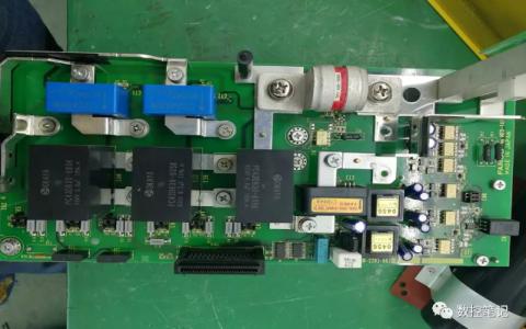【视频】FANUC放大器过电流报警,模块如何测量?