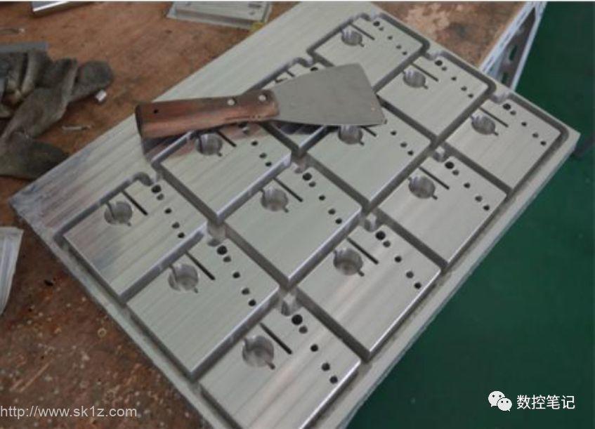 工件的装夹方法_CNC真空吸盘的应用案例 | 数控驿站