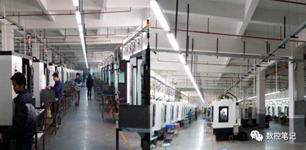 CNC加工中心日常保养作业规范