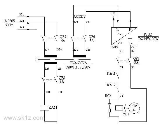 论文 | 数控机床垂直轴防下落分析与设计(机械锁与电气锁之间是怎么衔接的?)